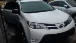 Toyota Rav4 2013 Model