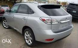 Newly imported Lexus Rx350 . delivery any where