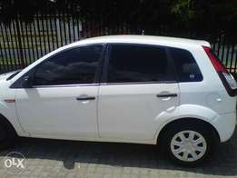 2015 White Ford Figo 1.4 for sale.