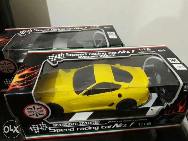 Toys Big Cars on remote control for sale