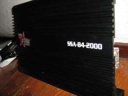SSA-B4 2000 digital starsound car amp