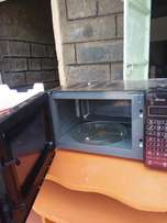Micro wave hotpoint