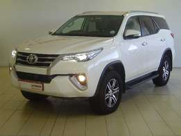 2016 Toyota Fortuner 2.8GD-6, 4X4, Auto