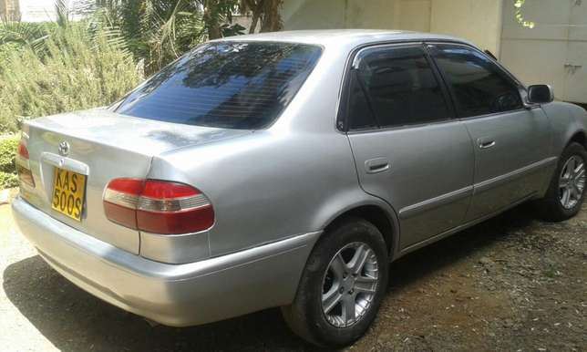 Toyota corolla 110 for sale Westlands - image 3
