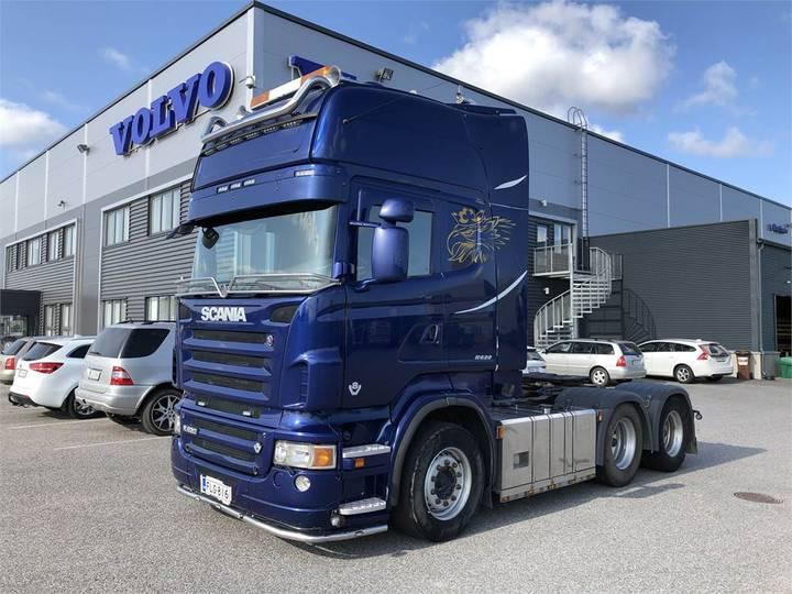 Scania R-serie - 2008