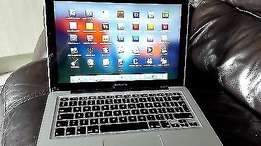 """13"""" Macbook pro 2011 model i5 for sale in excellent clean condition. 5"""