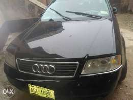 Neatly used Audi A6 2003 model ready for road