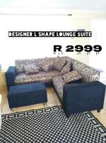 Designer L Shape Lounge Sets