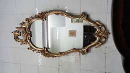 Mirror gold colour