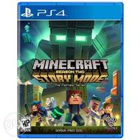 "Minecraft story mode ps4 ""2017!! Quick sell"