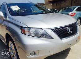 Lexus RX350 Full Option 09,Extremely Clean