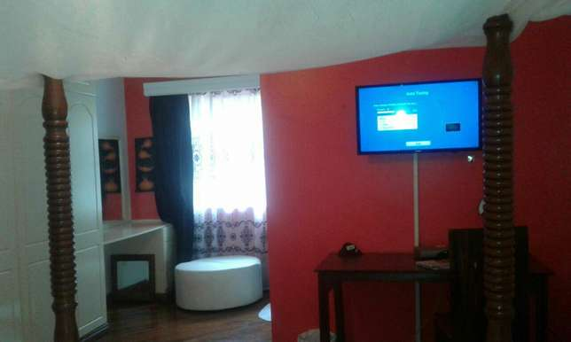 3bedrooms to let in riara road behind nakurmatt junction 75k Ngando - image 6