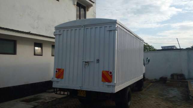 Mitsubishi canter 4d32 local assemble in very good condition for se Mgongo - image 1