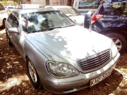 Very clean Mercedes S Class for sale Highridge - image 1