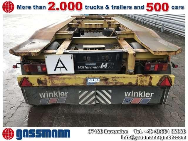 Hüffermann Har 1870 Für 7m Abrollcontainer - 1997