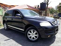 VW Touareg for sale. Petrol engine very clean