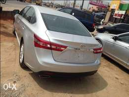 Clean Toyota Avalon for sale with full auction