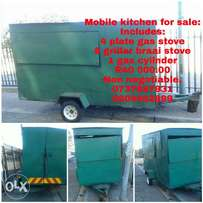 Mobile kitchen for only 400000