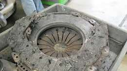 onsite clutch replacement