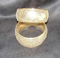 Fashion Jewelry - Gold Colour Bangles
