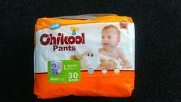 NEW Chikool Baby Pull Up Nappies