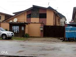 Lovely 5 bed room duplex with bq for sale