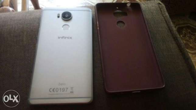 Asian lady owner infinix zero 4+ vry vry clean with no scratch or dent Pangani - image 3