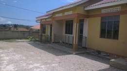 Brand new 2bedroom house in Namugongo at 500K