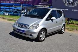 2001 Mercedes Benz A180 Elegance in good condition