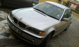BMW E46 2004model with 183000km