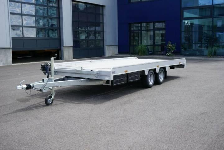 MOETEFINDT Fahrzeugtransporter FTN 235