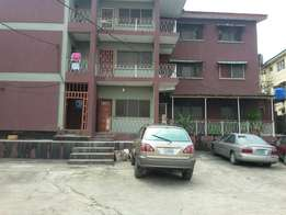 Renovated 3 bedroom flat to let at sabo Yaba