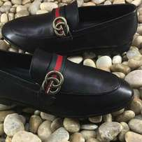 Quality mens leather Gucci shoe Available 40-45