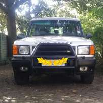 Land Rover Discovery TD5 ZII Series 7 Seater 4x4