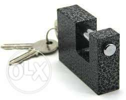 New Strong Rectangular Padlock for home / office security
