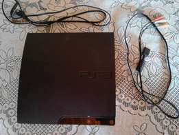 Ps3 slim edition 250 gigs for sale