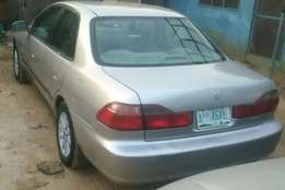 Registered Honda Accord Baby Boy 2000 Model