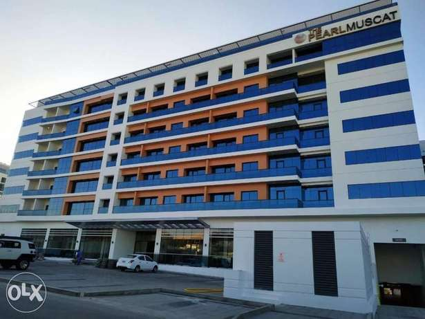 New 2 bedrooms appartement in the pearl Muscat hills