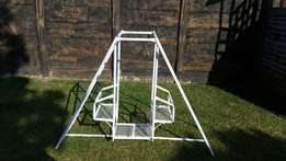 2 kiddies seesaw without roof