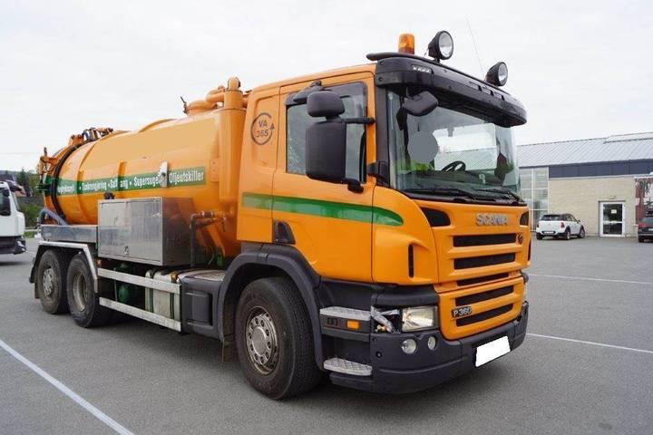 Scania P360 - 2011