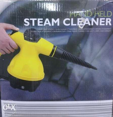 Handheld steam cleaner 1200 Watts