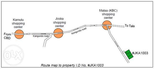 1/8 Acre Residential Plot At Joska – Kangundo Road Nairobi CBD - image 1