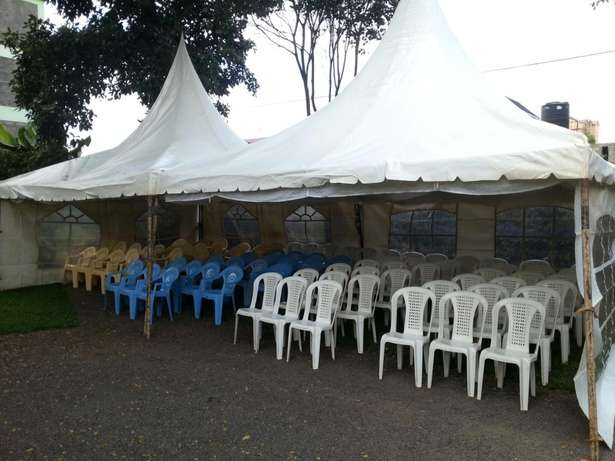 Sliding bouncing castle for hire and tents Ruaka - image 4