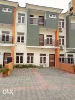Well Finished 4 Bedroom Terrace Duplex, Chevron Drive, Lekki