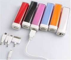 Power banks.Stylish lipstick power banks.