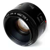 Canon 50mm 1.8 lens