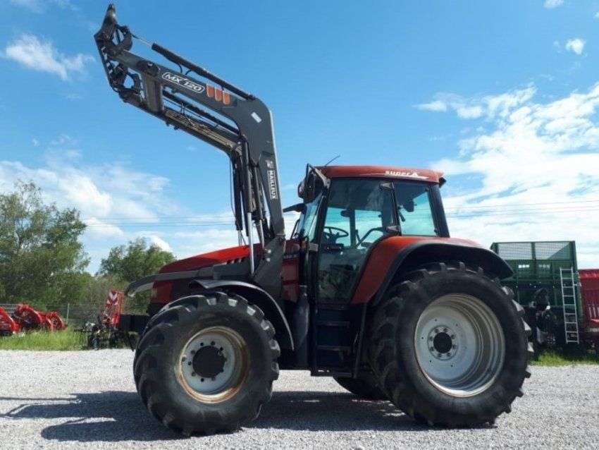 Case IH cs 110 super x - 2002 - image 2