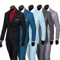 Superb Male Suits! Free delivery.