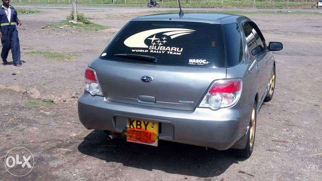Subaru Impreza for sale Nakuru East - image 8