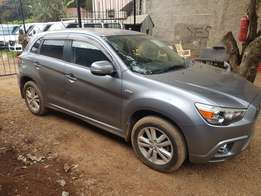 for sale mitsubishi rvr 2010 fully loaded